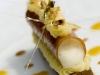 Dessert au yuzu